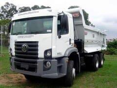 Caminhão  Basculante Traçado